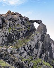 "The ""Mistress Stone"" on the Isle of St. Kilda"