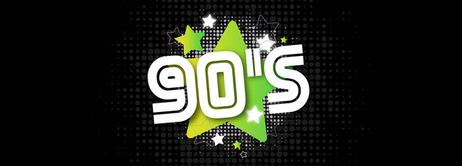 90's / The nineties