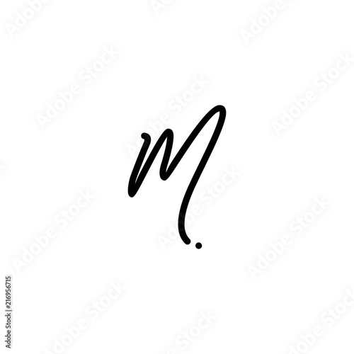 nice signatures with the letter n - 500×500
