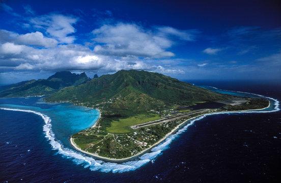Moorea Temae Airport - French Polynesia