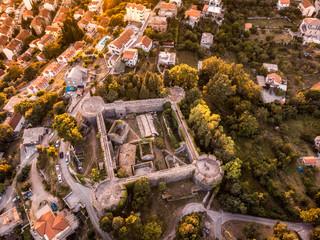 Spanish castle Montenegro