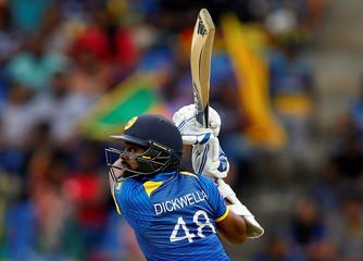 Cricket - Sri Lanka v South Africa Ð Fourth One Day International