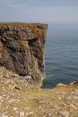 Typische Küstenlandschaft in Wales