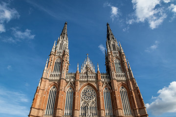 La Plata Cathedral - La Plata, Buenos Aires Province, Argentina