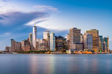 Lower Manhattan New York City