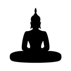 creative budha symbol