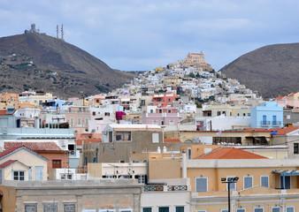 Siros island - Greece