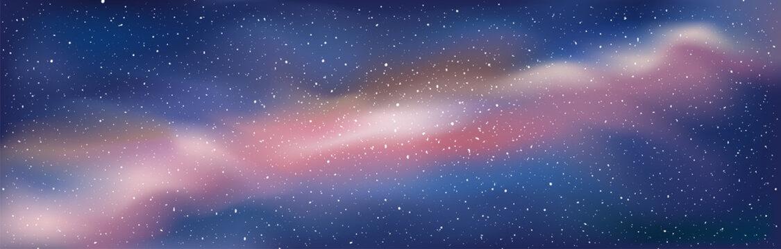 deep universe background