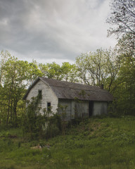 Delaware Water Gap Barn