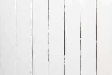 White Painted Board Background