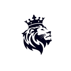 Lion Logo Template