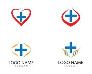 Medical symbol illustration