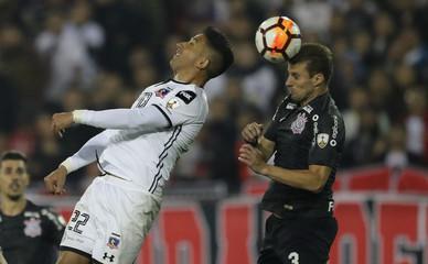 Soccer Football - Brazil's Corinthians v Chile's Colo Colo - Copa Libertadores