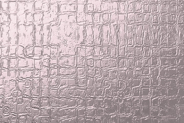 abstract rough textured metallic background. light pink grungy dirty surface for creative designs. backdrop, desktop, banners, brochures, cards, presentation templates. fabric and indurtrial artistics