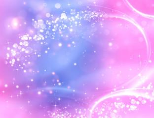 festive fantasy, Glittery background with stars