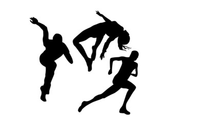 Athletics Curves