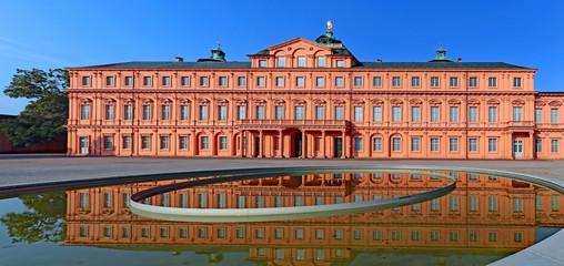 Das Schloss von Rastatt