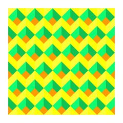 Sfondo a quadri tessile geometrico vettoriale texture astratto colorato moderno