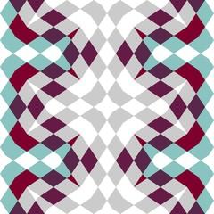 Abstract seamless geometric patterns. Kaleidoscope seamless. Geometric pattern background