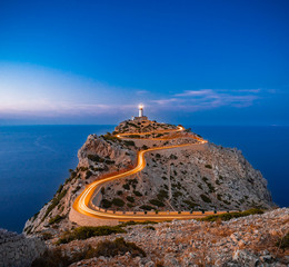 Mallorca Cap de formentor