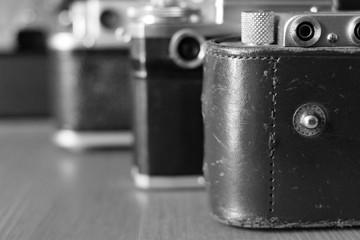 Antique Film Cameras