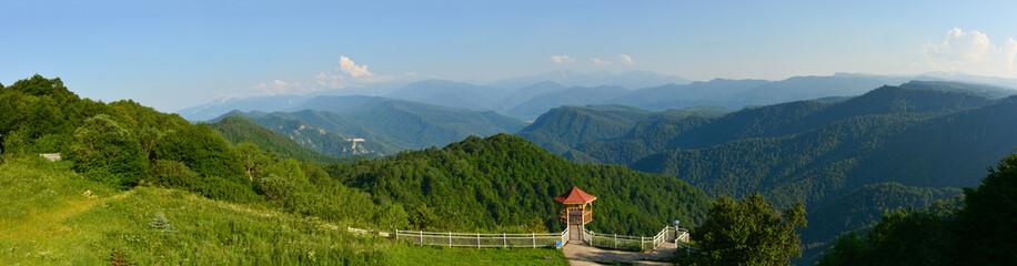 Mountains of Adygea