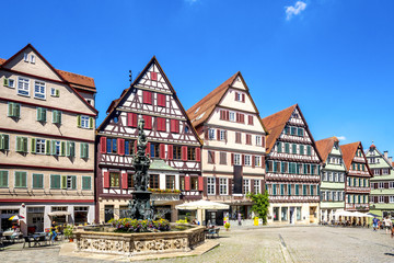 Tübingen, Marktplatz