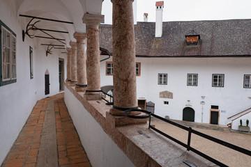 Schloss Ort - Innenhof | Oberösterreich