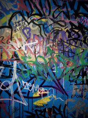 Wall of Tags