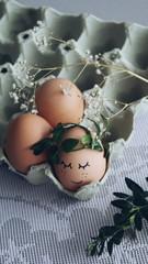 Obraz Piękne jajko - fototapety do salonu