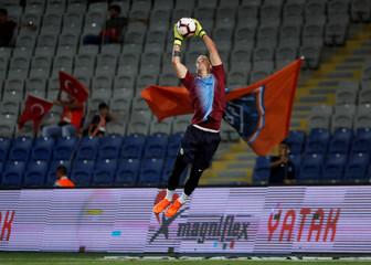 Europa League - Istanbul Basaksehir v Burnley