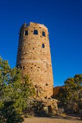 Dawn Desert Watchtower in Arizona