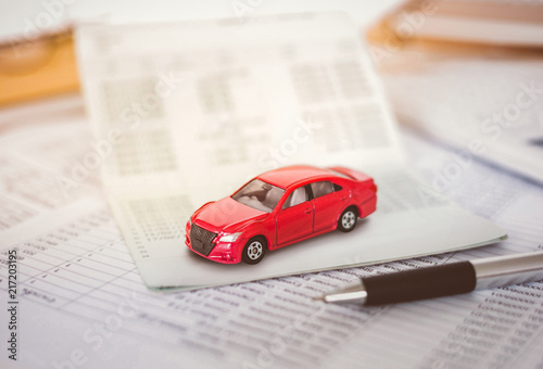 car expenses calculator payments costs with paper notes payments