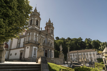 Sé de Braga, Portugal's oldest cathedral, located in the city of Braga