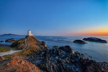 Photo sur Toile Cote Llanddwyn Island