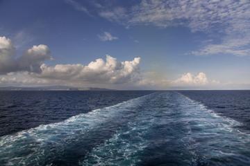 ティレニア海