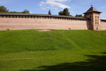 TRavel to Russian city Novgorod