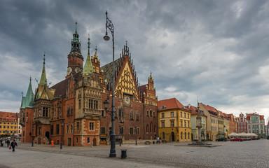 Breslau – Altes Rathaus
