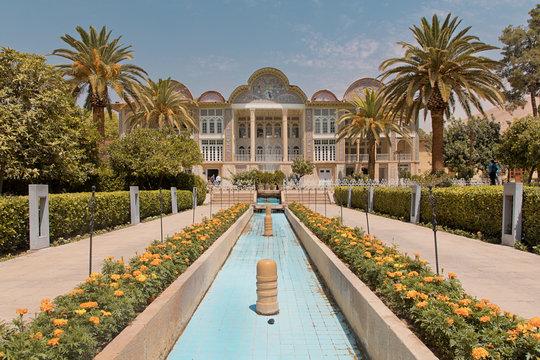 Eram Garden in Shiraz Iran