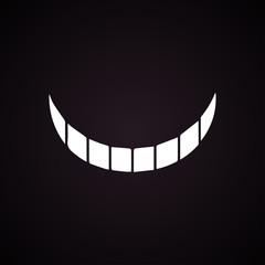 Smile Cheshire cat