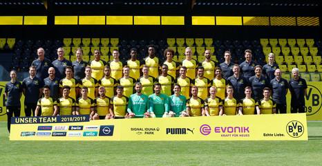 Bundesliga - Borussia Dortmund Team Photo