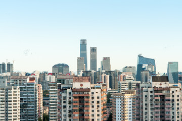 China, Beijing Central Business District(CBD)