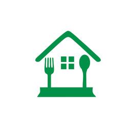restaurant nature logo