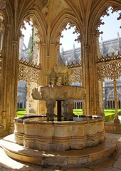 Fontaine du Monastère de Batalha