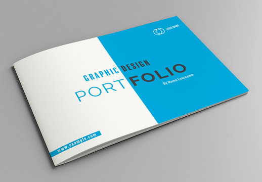 Multi-Page Portfolio Layout
