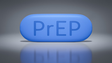 typical PrEP Pill