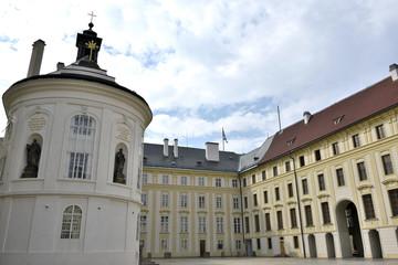 Château de Prague (république Tchèque)