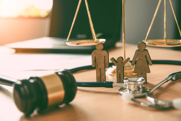 Lawyer Scales Justice - Law Concepts on Human Rights