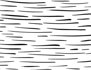 White and black grunge pattern. Background. Brush. Vector.