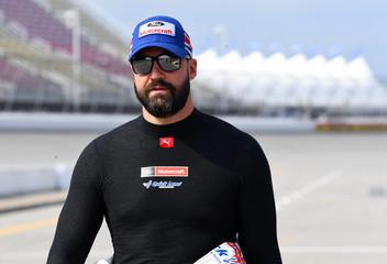 NASCAR: Consumers Energy 400-Qualifying